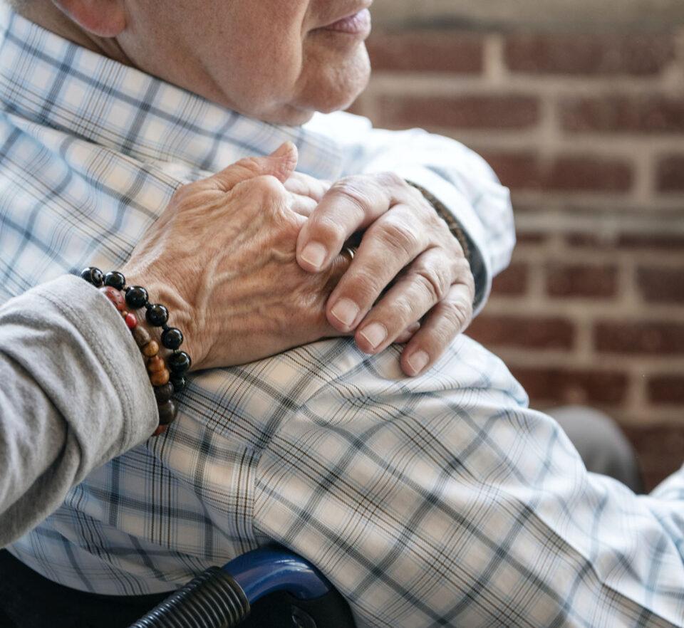 old couple needs helps trauma change
