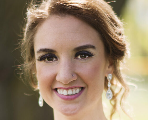 Headshot of Brittany Marshall