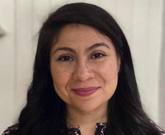 Headshot of Sandra Godoy
